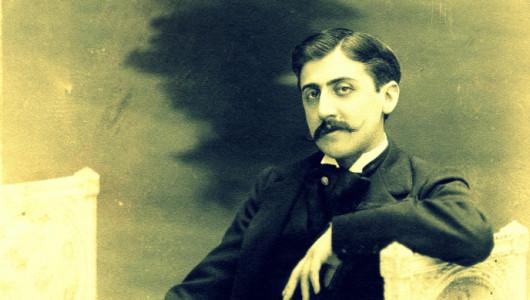 Marcel Proust. Image: jrbenjamin.com/