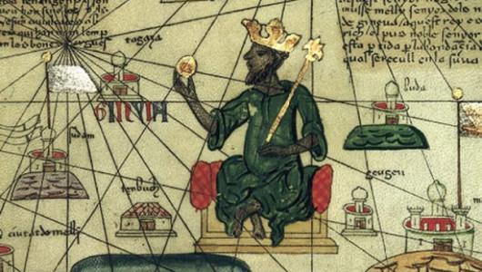 Kanga Moussa, le dixième « mansa » (roi des rois) de l'empire du Mali