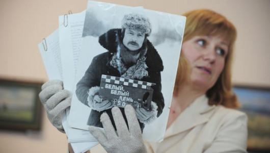 Директор музея Тарковского Елена Силкина показала уникальные архивные материалы. Фото: Владимир Смирнов