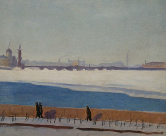 Николай Лапшин. Ленинград.