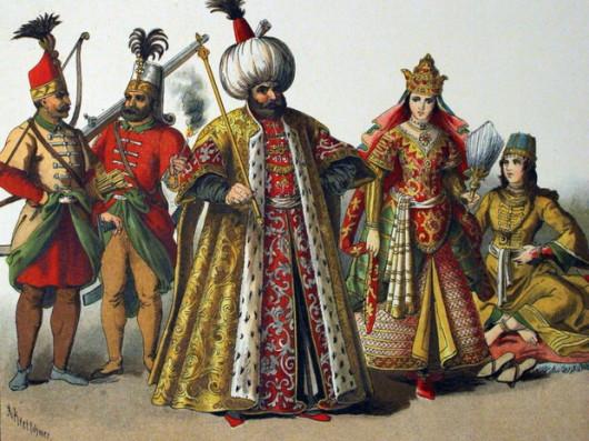 Сцена из жизни Османской империи (в связи с книгой