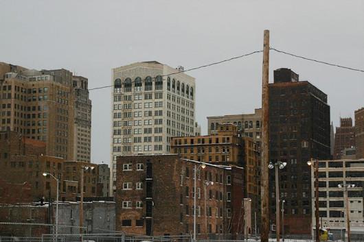 Детройт — самый разрушенный город США