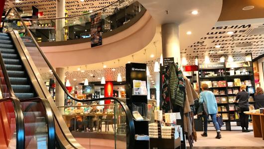 mayersche buchhandlung (bookstore) in düsseldorf