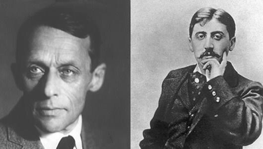 Борис Грифцов и Марсель Пруст