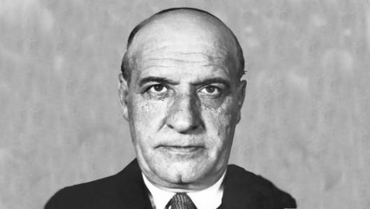 Хосе Ортега-и-Гассет. Изображение: José Limeses и Antonio M. Saralegui