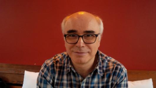 Олег Аронсон. Фото Елены Петровской