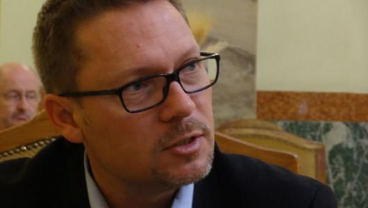 Чарльз Кинг: «Сосуществование кризиса и расцвета – нормальное явление для таких мест как Одесса»