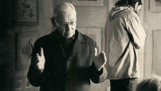 Павел Кондратьев. Ленинград, 30 мая 1982. Архив Г.Ф. Комаровой, Санкт-Петербург