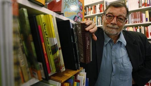 El editor André Schiffrin. JAIME GARCÍA. Libros
