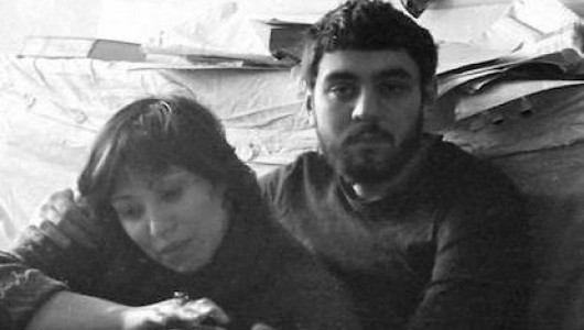 Александр Сопровский с женой Т. Н. Полетаевой