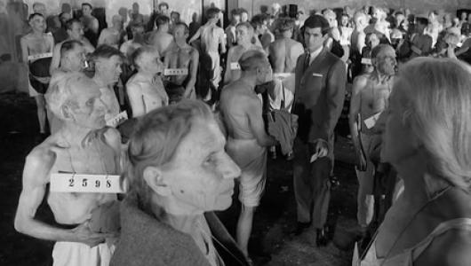 Кадр из фильма Орсона Уэллса
